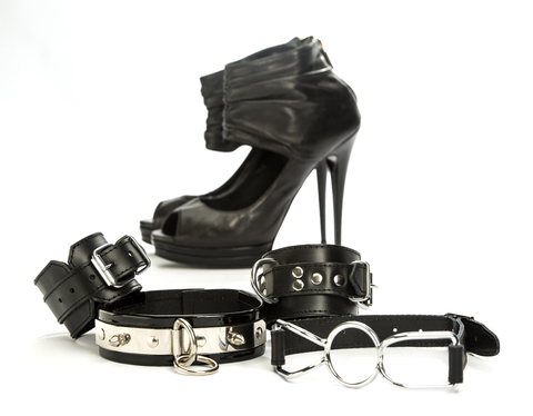 Domina's slave training